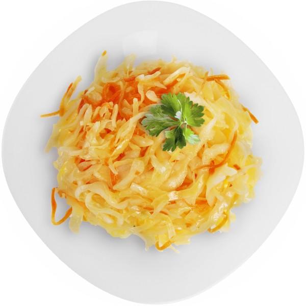 Салат из белокочанной капусты Производство Макси