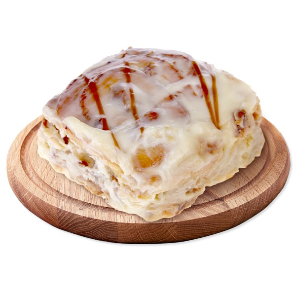 Булочки с кленовым сиропом и грецким орехом Производство Макси