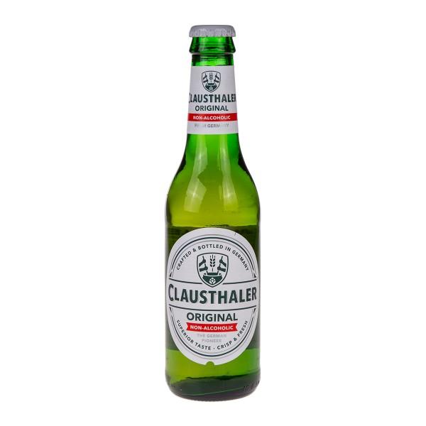 Пиво безалкогольное Clausthaler Original 0,33л 0,5%