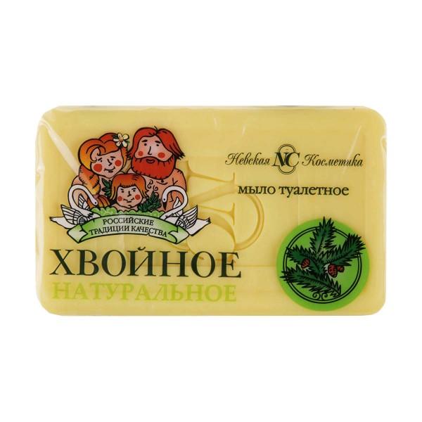 Мыло туалетное Невская косметика Хвойное 140гр