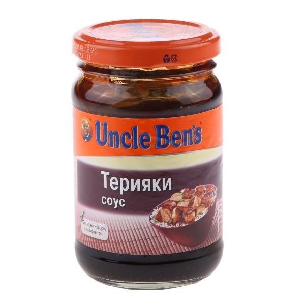 Соус Терияки Uncle Ben's 210гр