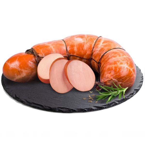 Колбаса вареная Сто процентов Вологодский мясокомбинат