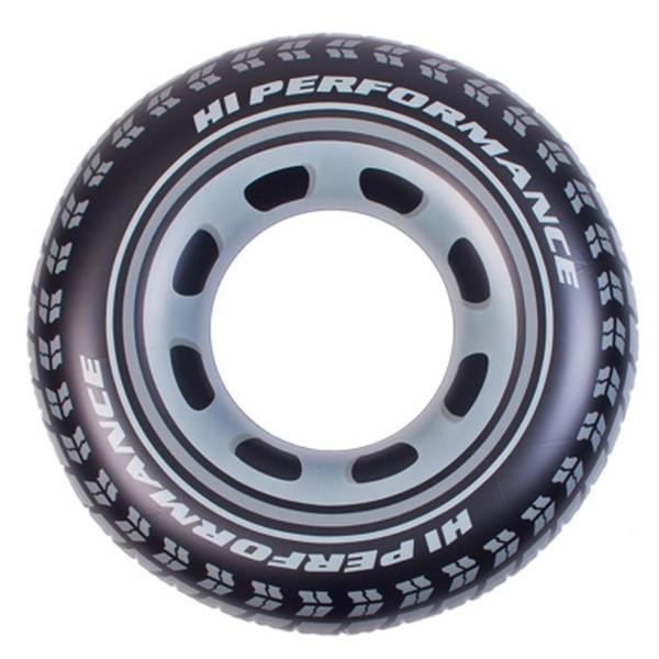 Надувной круг Intex Шина 91см от 9 лет