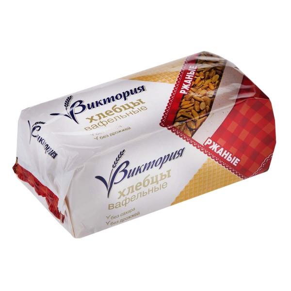 Хлебцы Виктория 60гр ржаные