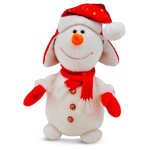 Подарок новогодний Снеговик морковкин Подарки Макси 450г