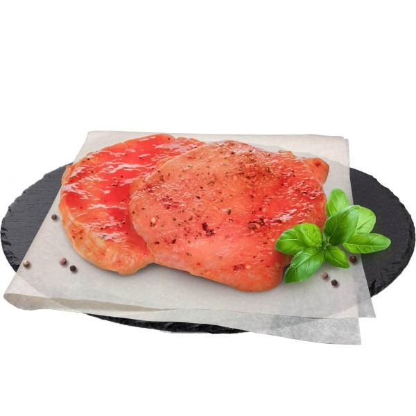 Полуфабрикат Эскалоп в томатном маринаде охлажденный производство Макси