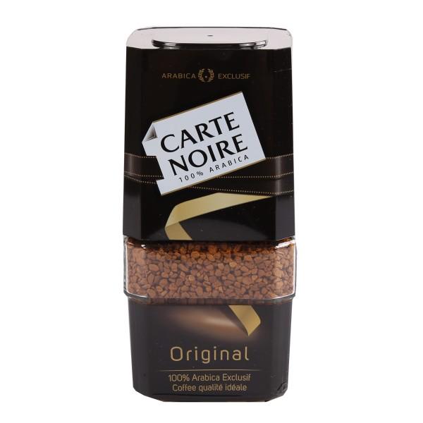 Кофе растворимый Carte Noire Original 95гр
