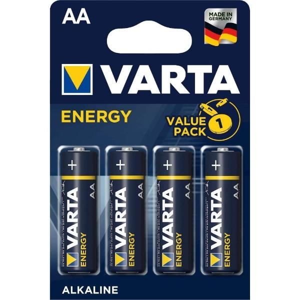 Батарейка Varta Energy AA 4шт