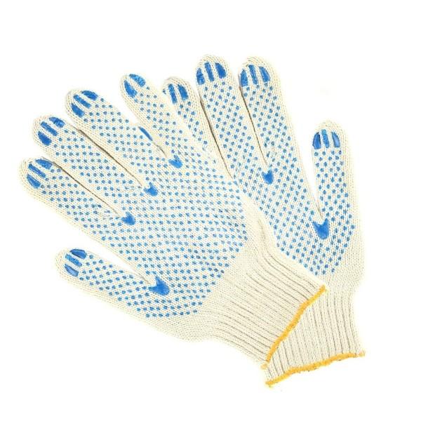 Перчатки хлопчатобумажные с покрытием