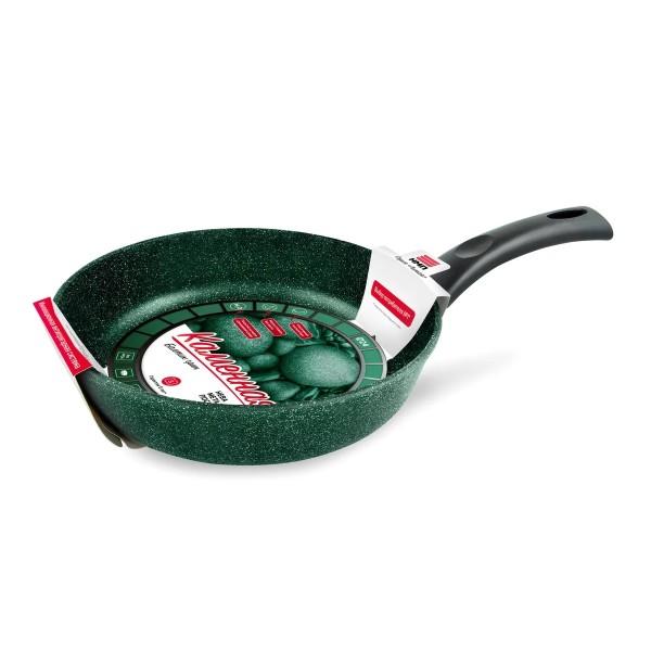 Сковорода Каменная Балтик Грин антипригарная 24см Нева металл посуда
