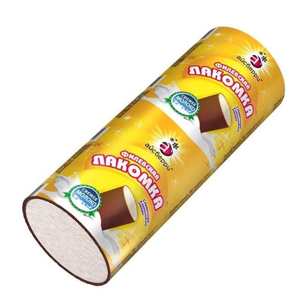 Мороженое Филевская лакомка Айсберри 90гр сливочная БЗМЖ