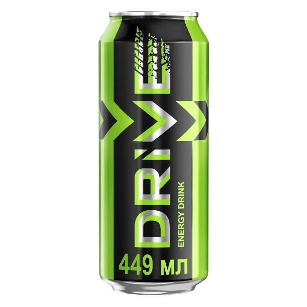 Напиток энергетический Drive me oridginal 0,449л