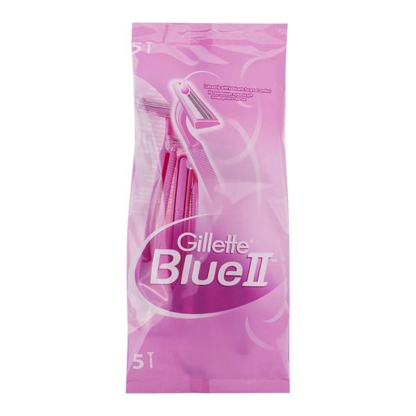 Станок одноразовый Gillette Blue II 5шт