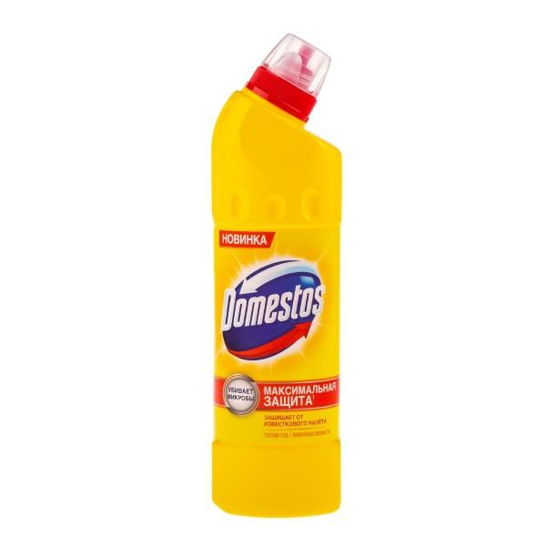 Средство чистящее Domestos 500мл лимонная свежесть