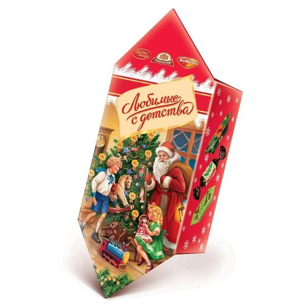Подарок новогодний Любимые с детства Рот-Фронт 350г
