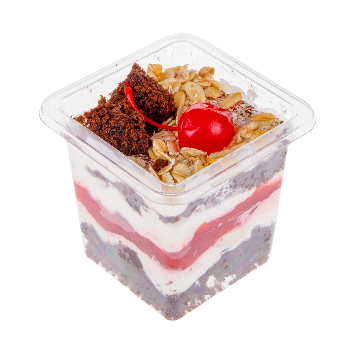 Трайфл Шоколадный с ягодами