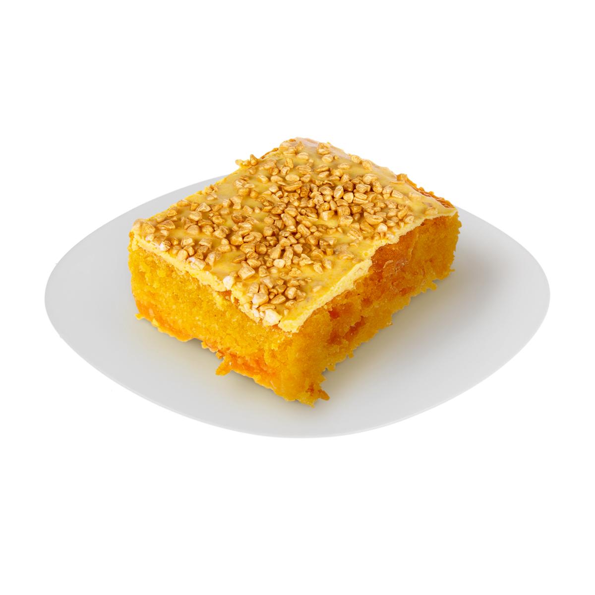 Кекс с апельсином