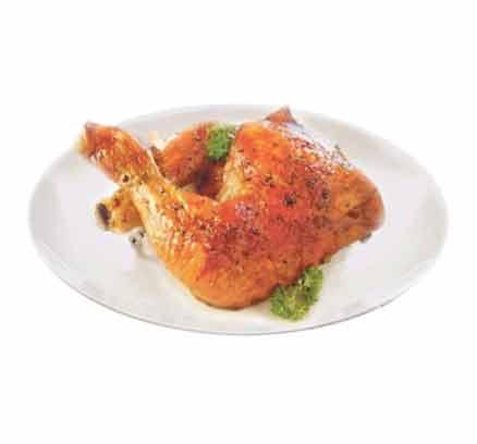 Окорок куриный гриль готовые блюда