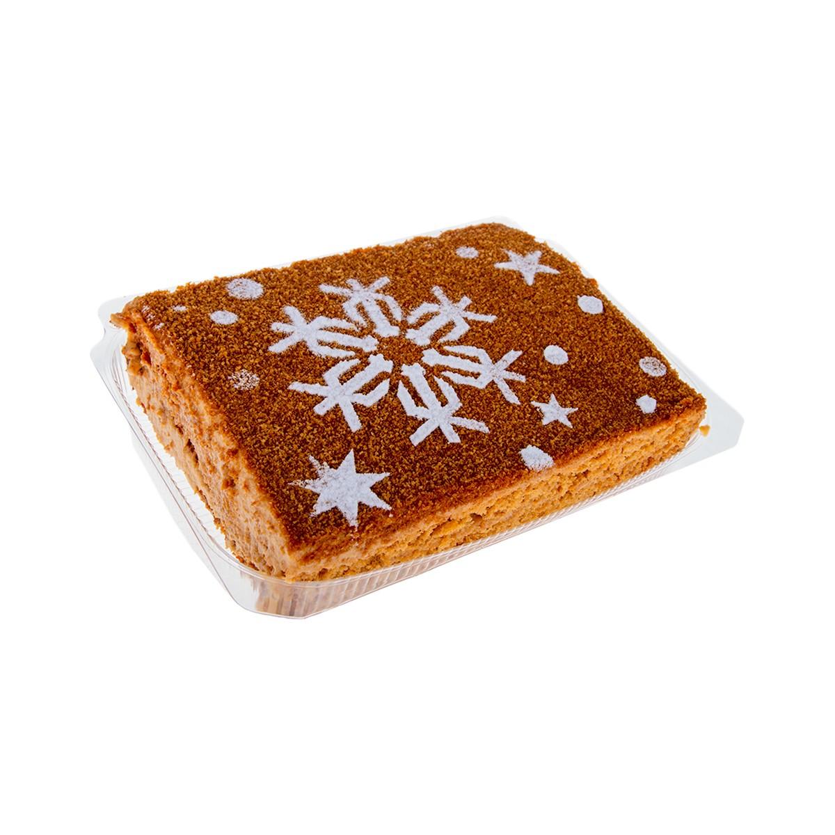 Торт Медовик по-домашнему